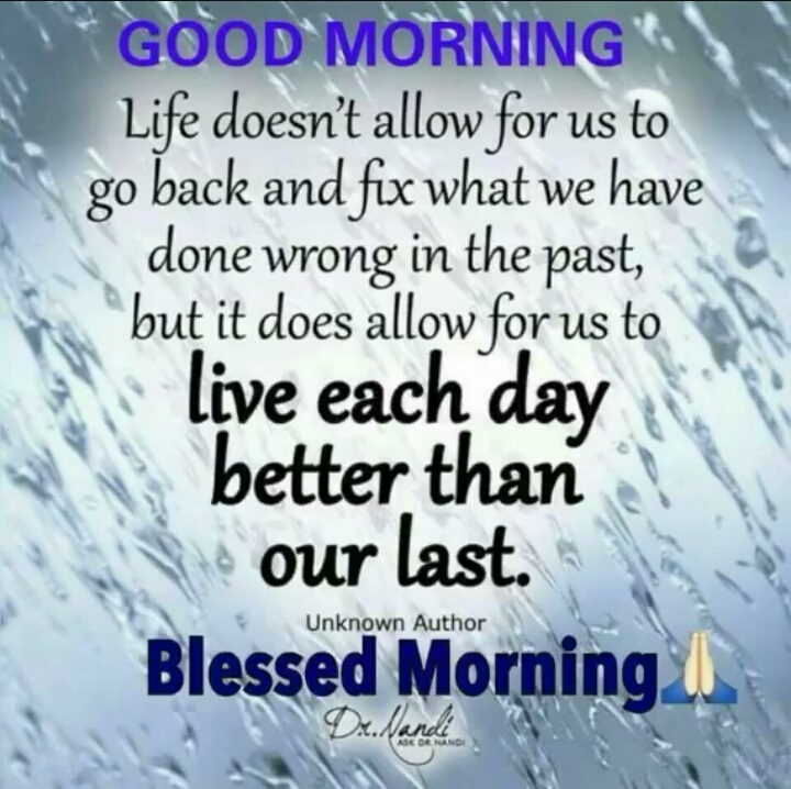 Blessed Morning Live Each Day Better Than Our Last Humor Jokes